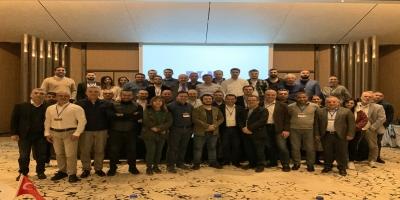 Eaton Ankara, 6-9 Şubat 2020 tarihleri arasında düzenlediği 4. Geleneksel Bayi Toplantısı'nda misafirlerini Antalya'daki Voyage Belek Golf&Spa Otel'de ağırladı.