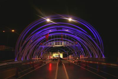 Avrasya Tüneli'nde Ulusoy Elektrik