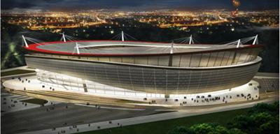 Eskişehir Stadyumu'nda Ulusoy Elektrik Hücreleri