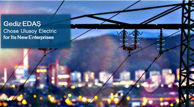Kompakt ve entegre üretim gücü ile 36kV seviyesinde Dünya'nın en çok üretim yapan modüler hücre fabrikası olan Ulusoy Elektrik Gediz EDAŞ ile gaz yalıtımlı metal muhafazalı hücre ve beton köşk alımı konusunda yeni bir sözleşme imzaladı.