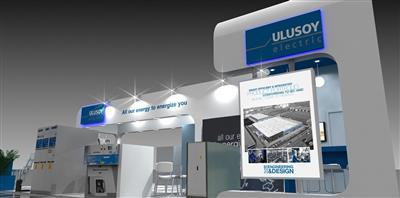 Ulusoy Elektrik Hannover Messe 2018 Fuarında!