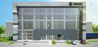 Turkcell Data Center Projesi