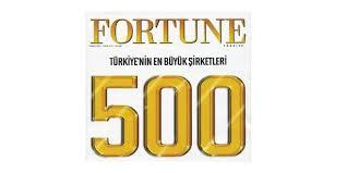 Ulusoy Elektrik, Fortune Dergisi tarafından seçilen Türkiye'nin En Büyük 500 Şirketi Arasında!
