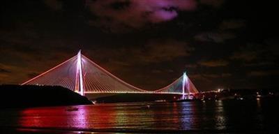 Yavuz Sultan Selim Köprüsü'nde Ulusoy Elektrik Ürünleri