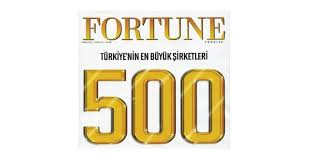 Ulusoy Electric Selected by Fortune Magazine Between Turkey's Top 500 Companies!
