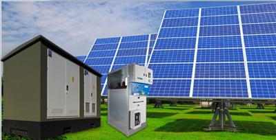 Türkiye'nin En Büyük Güneş Enerjisi Santrali'nde Ulusoy Hücre ve Beton Köşkleri Tercih Edildi
