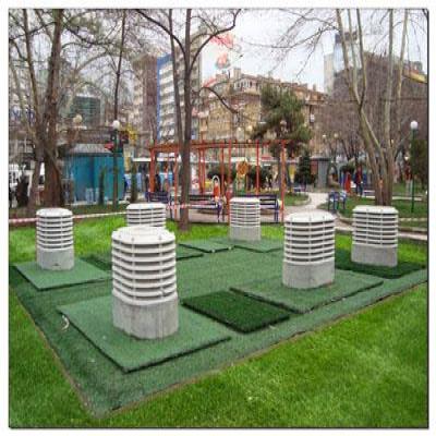 UNBET Serisi Kompakt Yeraltı Trafo Merkezi