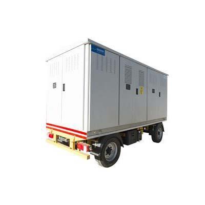 UMOBİL Serisi Kompakt Mobil Trafo Merkezi